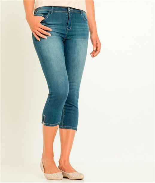 jean femme jean slim jean taille haute grain de malice. Black Bedroom Furniture Sets. Home Design Ideas