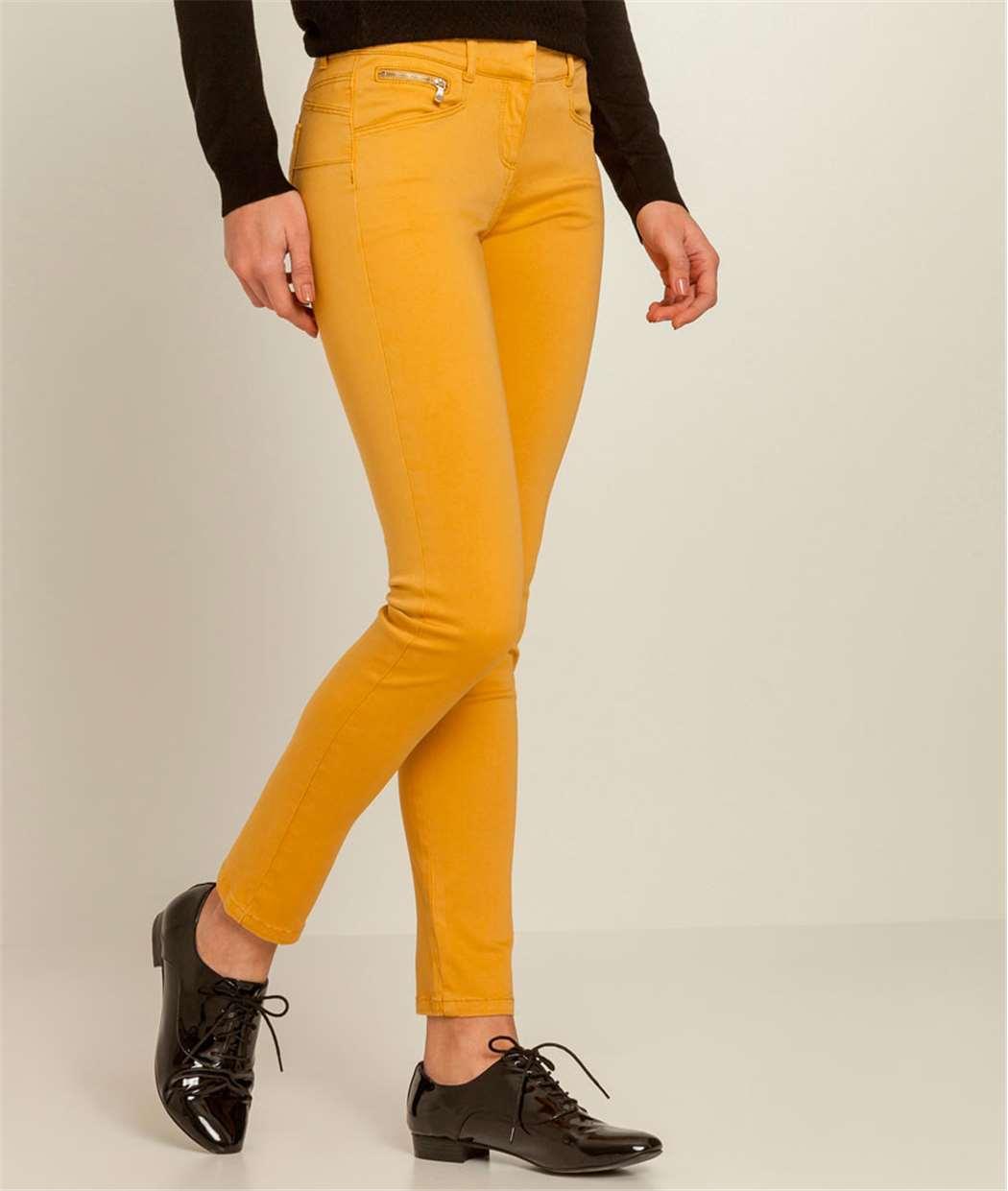 Pantalon femme push up SAFRAN - Grain de Malice