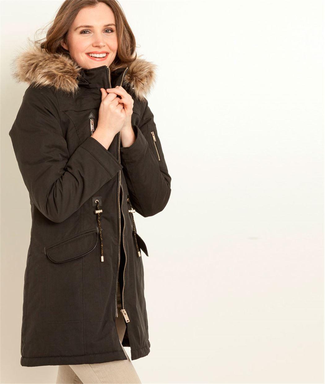 Manteau rouge femme h&m