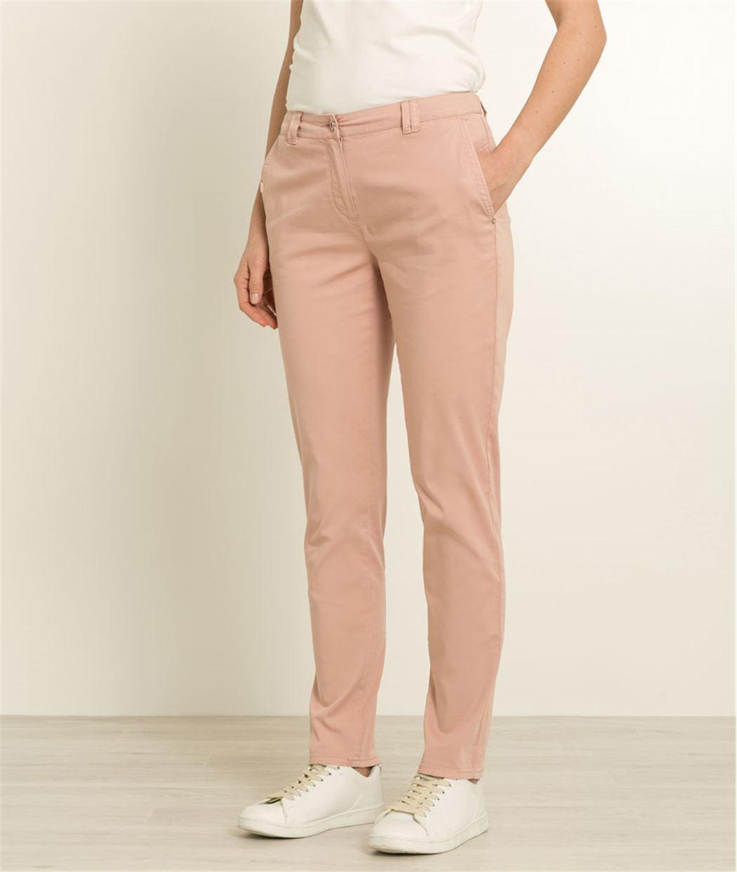 Pantalon femme chino PETALE