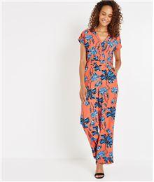 plus récent f248e 002ea Combinaison pantalon fleurie