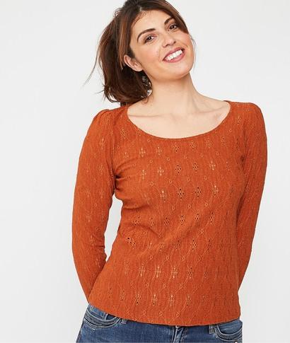 T-shirt caramel femme CARAMEL