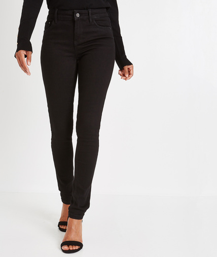 Jean LONDON slim femme BLACK