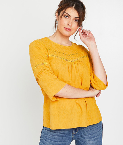 Blouse curry femme CURRY