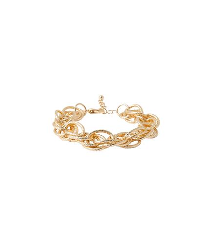 Bracelet torsadé AUCUNE