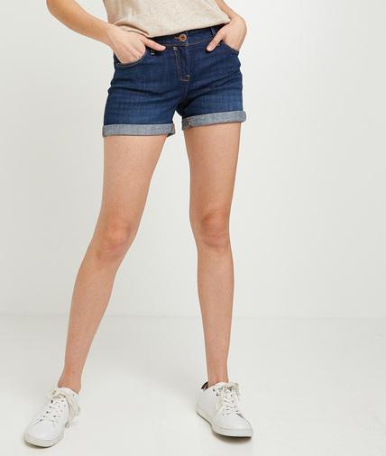 Short en jean femme RINSE
