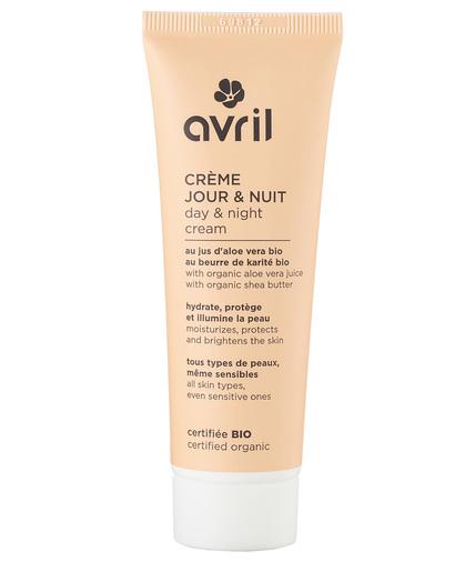 Crème de jour et nuit - Certifié Bio NEUTRE