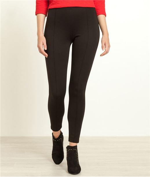 Pantalon femme legging NOIR