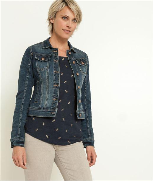 Veste femme en jean RINSE