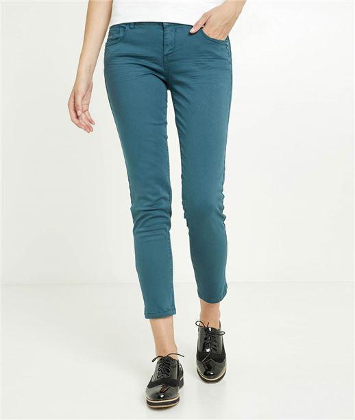 Pantalon femme 7/8ème couleur VERONEZE