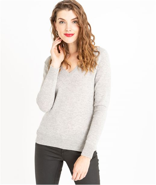 5ccdc7ab5490 Pull femme, pull long, col roulé   pull laine – Grain de Malice