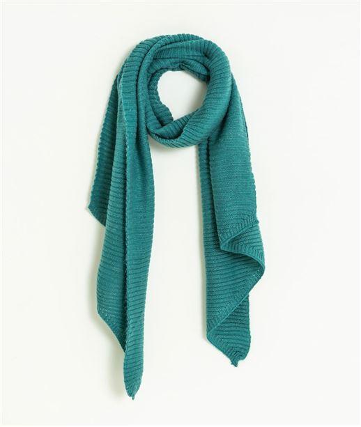 Echarpe femme tricotée EMERAUDE