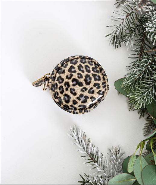 Porte-monnaie femme léopard LEOPARD
