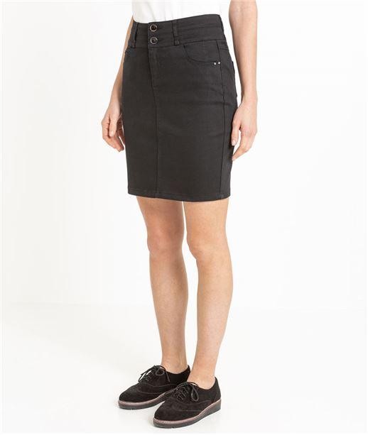 Jupe femme, jupe patineuse, jupe en cuir, jupe crayon - Grain de Malice 3b02e08872e2
