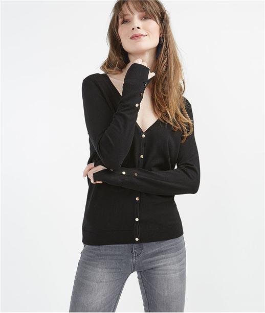 Pull femme, sweat, gilet   cardigan – Grain de Malice a2962c34c20b