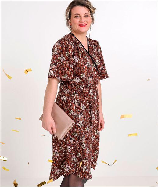 Robes, Robe dentelle, robe longue, robe femme - Grain de Malice b4e9a921d7b8
