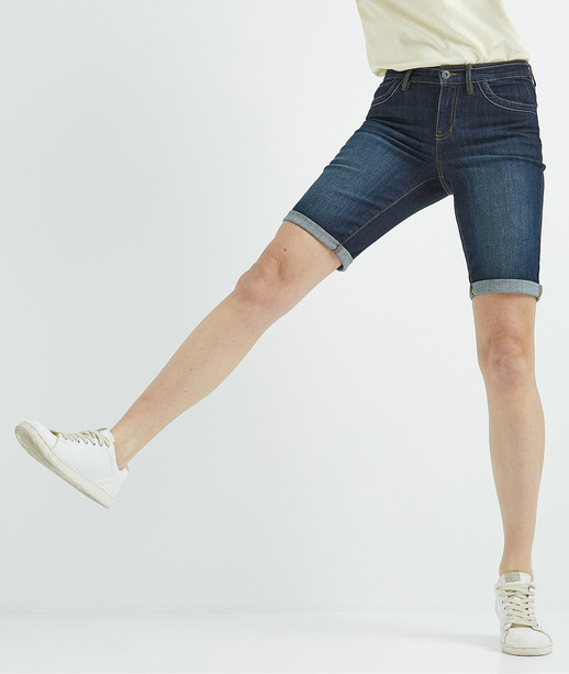 Bermuda femme en jean RINSE