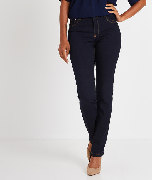 Jean droit BLUE BLACK