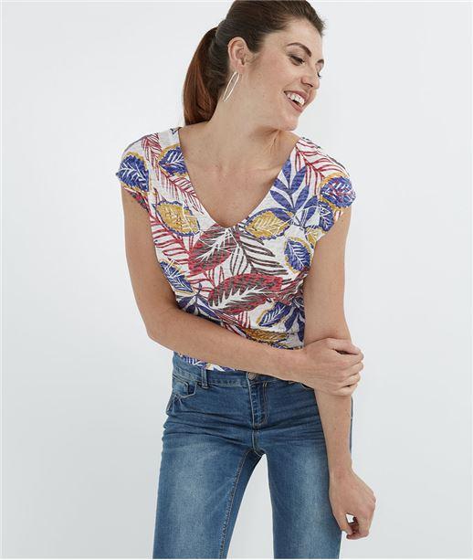 afc1c6ff152 T-shirts Manches Courtes Femme - Grain de Malice