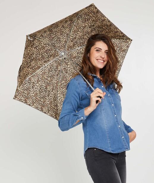 Parapluie imprimé léopard LEOPARD